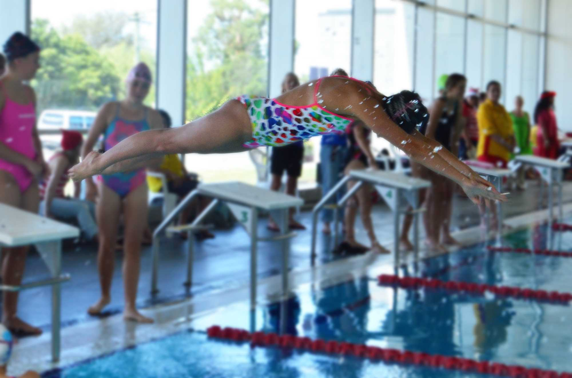 Kaylee Gets Gold For Nz Age Group Swim Team