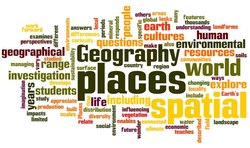 Geography - GEOGRAPHY