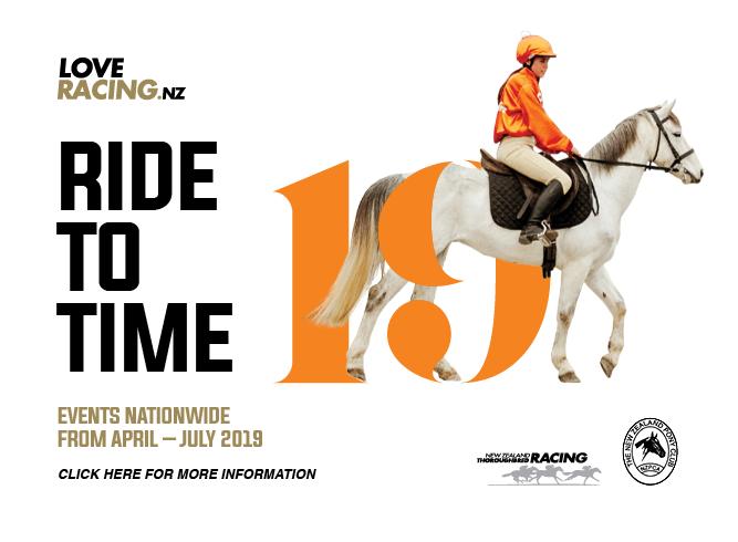 New Zealand Pony Club - Ride to Time