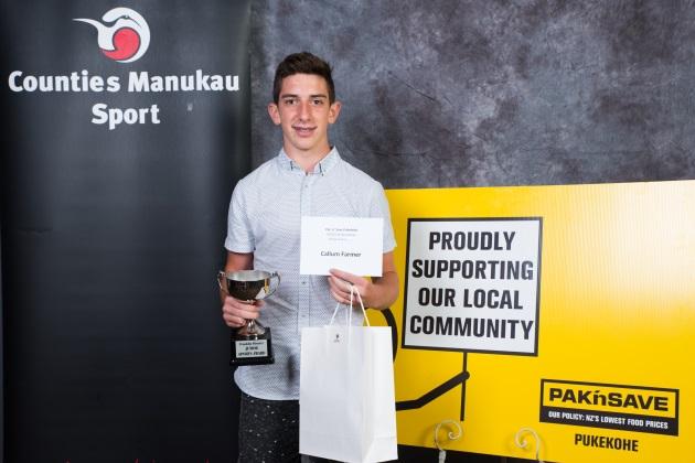 Counties Manukau Sport Junior Sports Awards 2017 2018