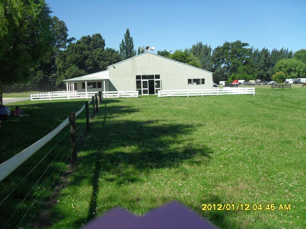 Hawkes Bay Equestrian Park