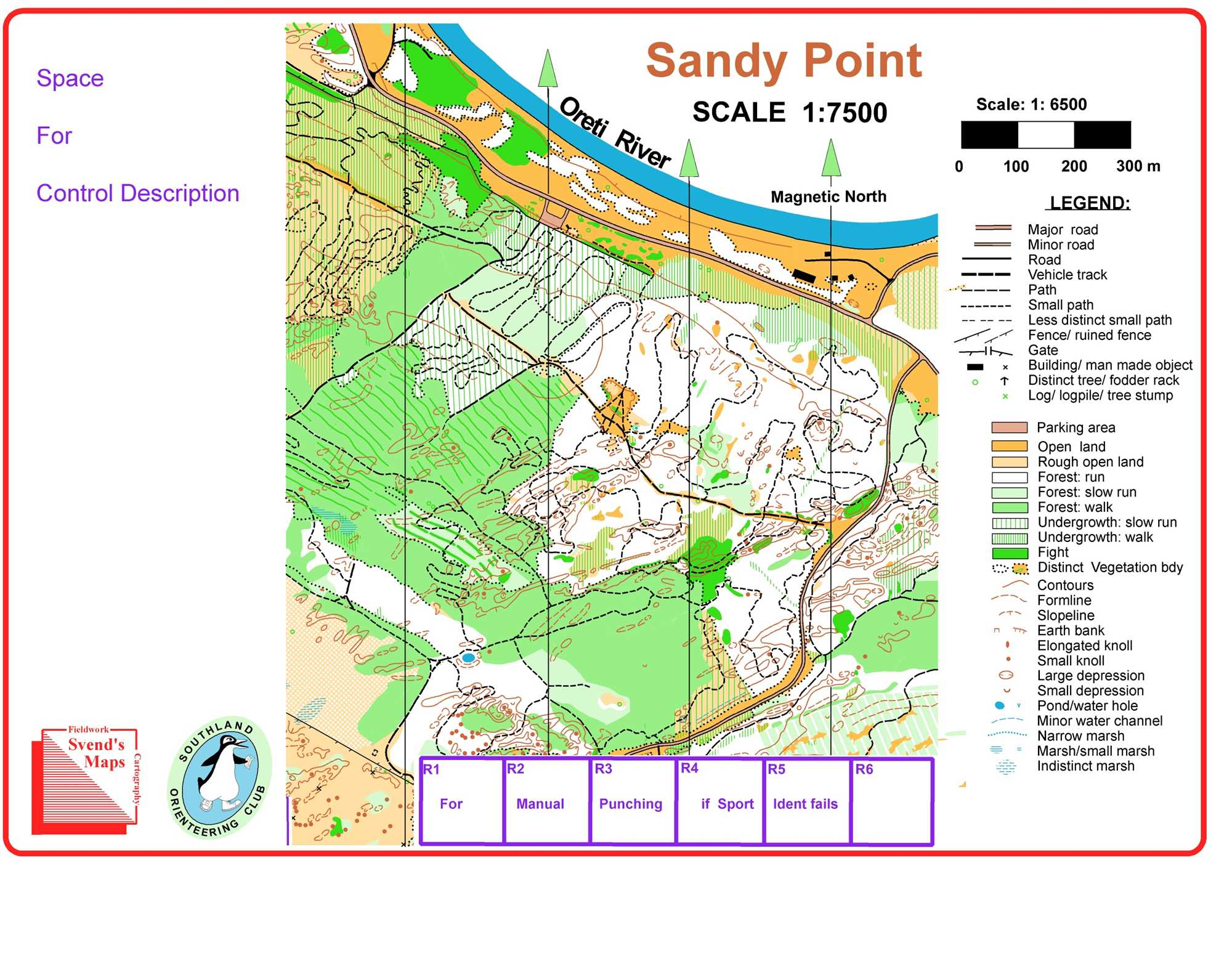 Southland orienteering club about mapping sandyptmtbarea2015 biocorpaavc