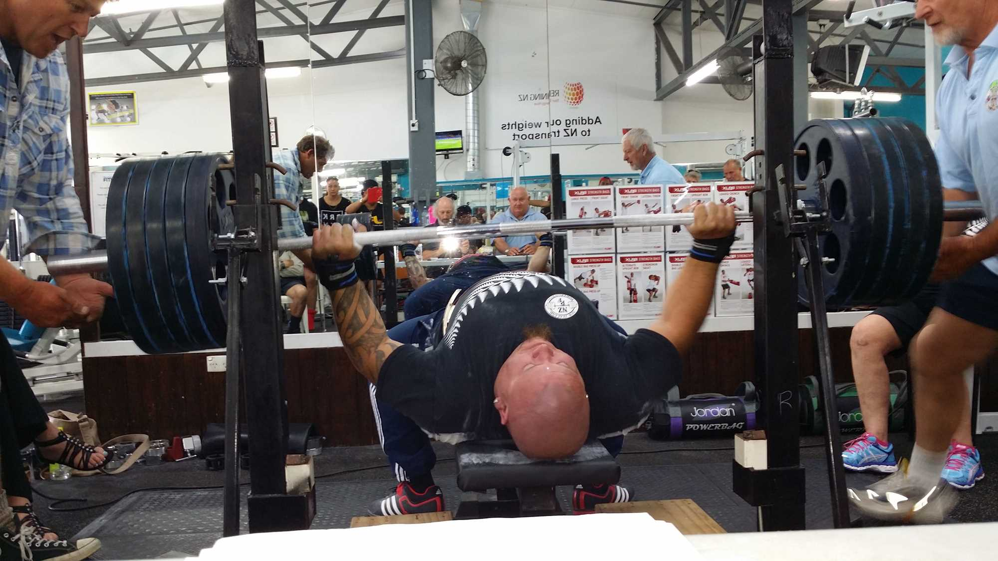 Northland powerlifting association home