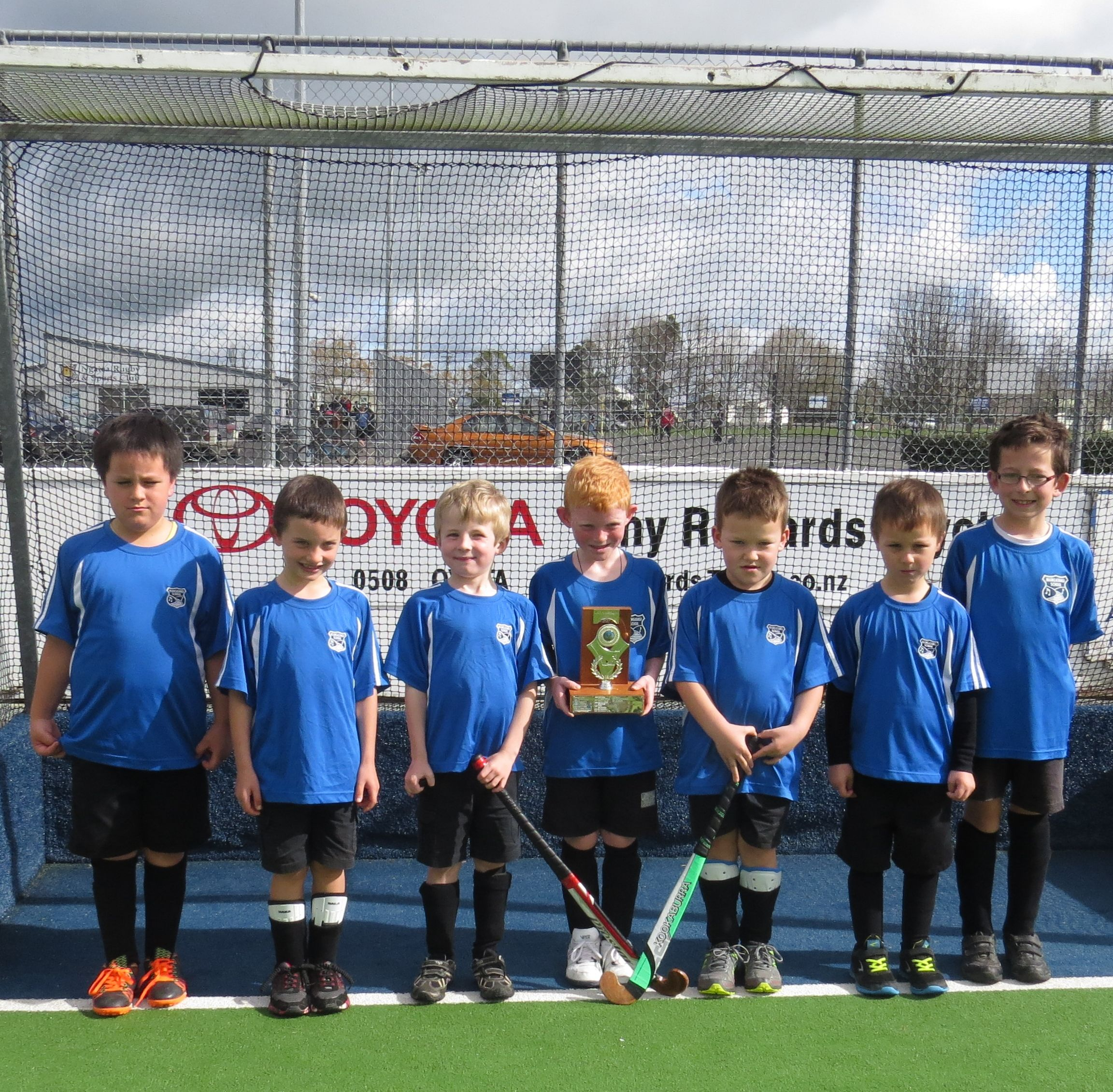 Thames Valley Hockey Assn Draw Rules