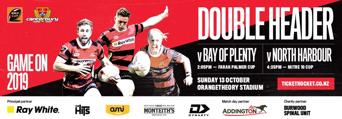 Canterbury Rugby Union - Home