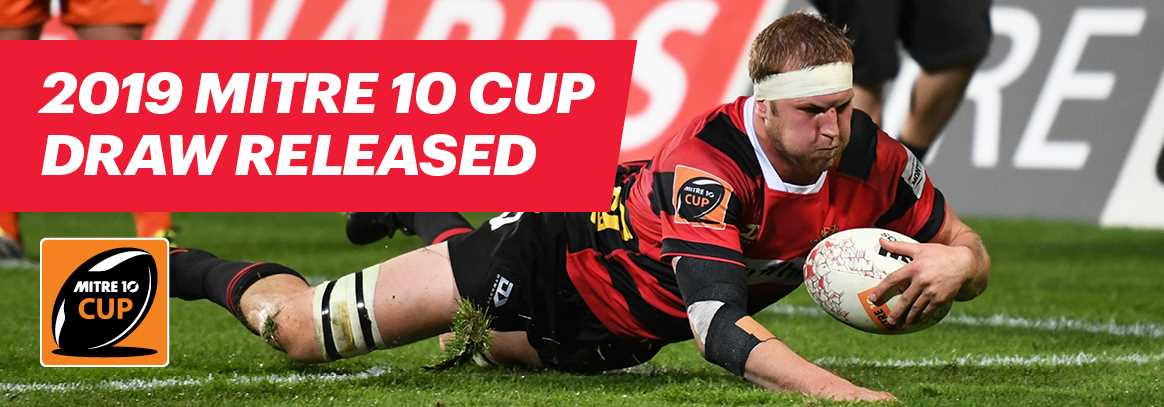Canterbury Rugby Union - Mitre 10 Cup
