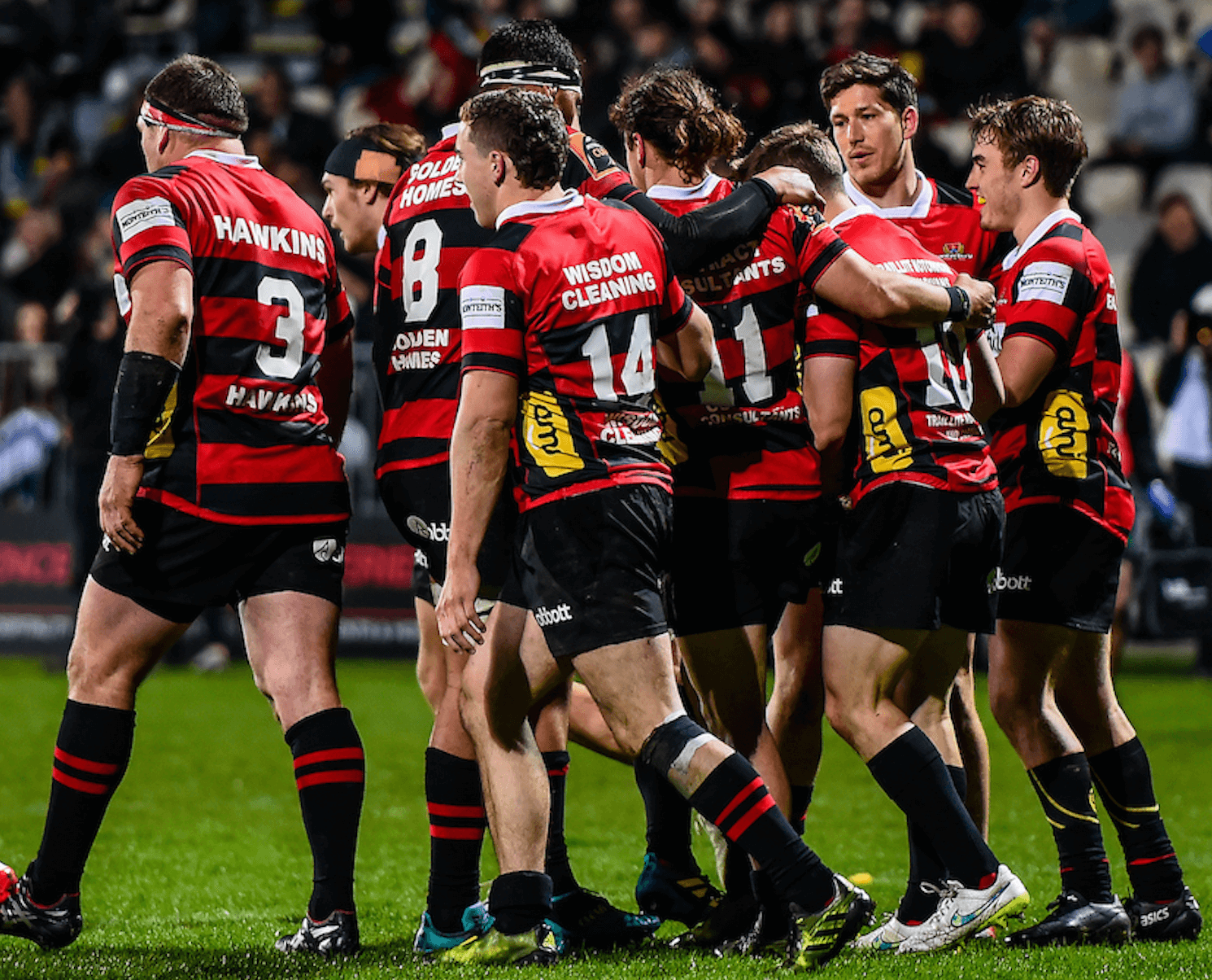 14 Sept 2018 - Canterbury team named for top-of-the-table clash with