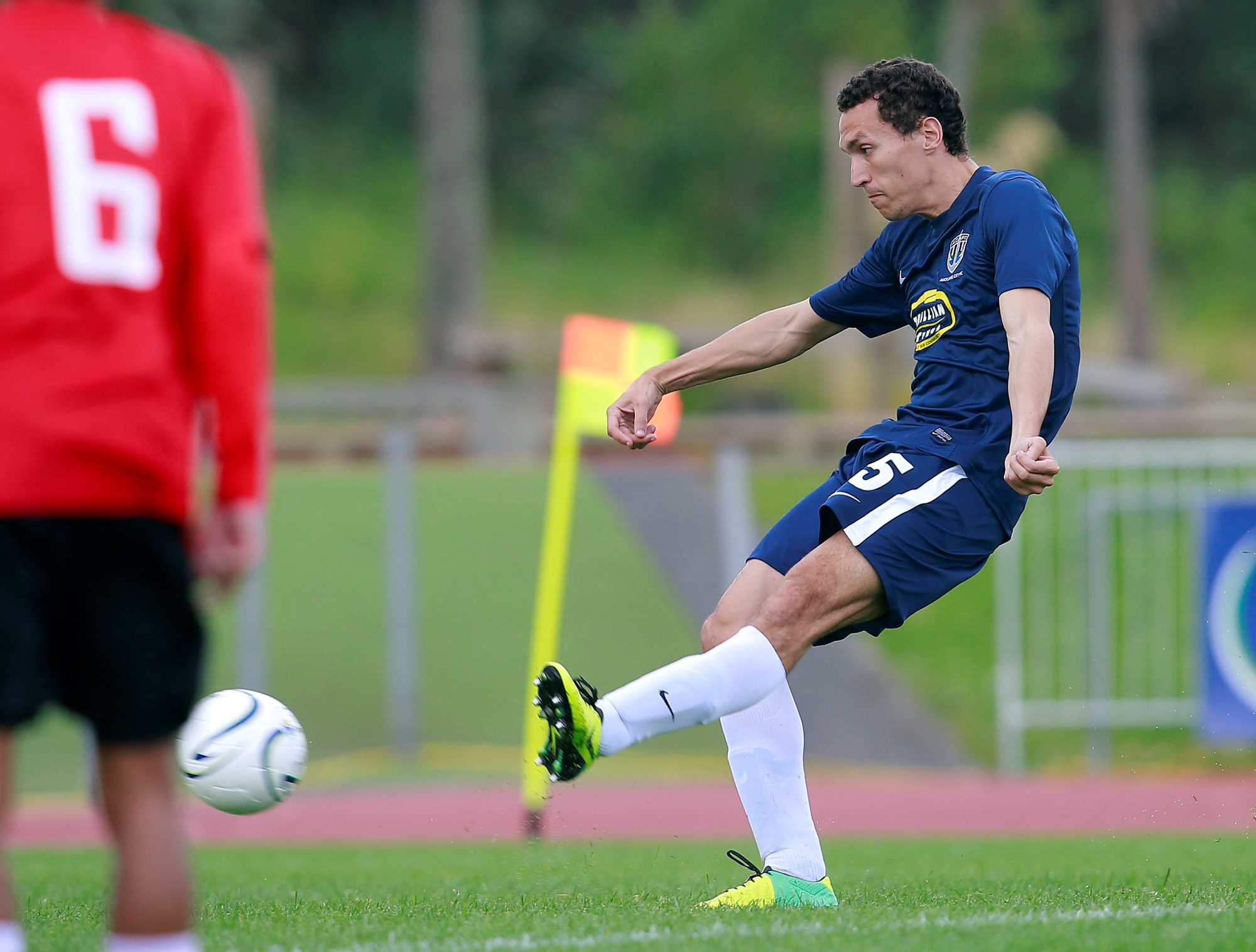 Five Facts To Know About Auckland City Fc Defender Angel