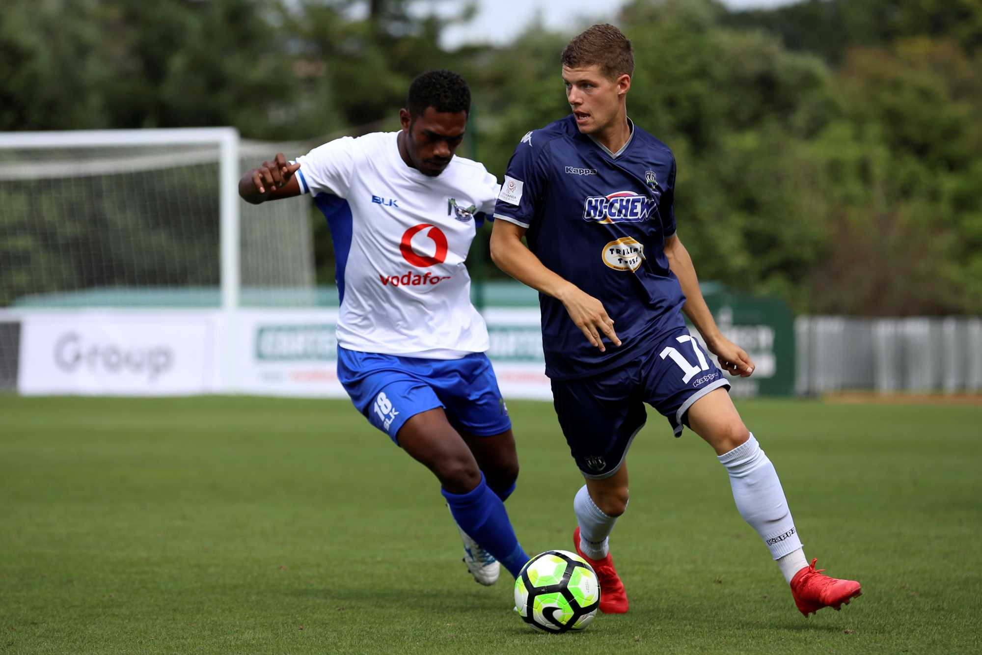 Five Facts About Auckland City Fc Midfielder Reid Drake