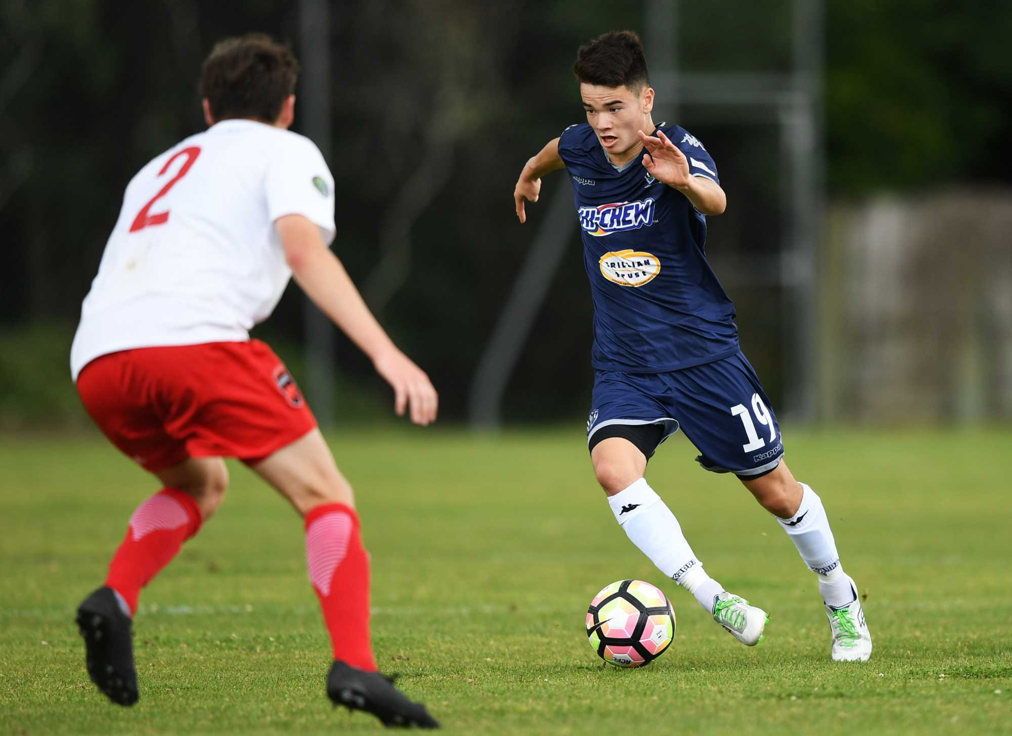 Auckland Duo Set For Panda Cup