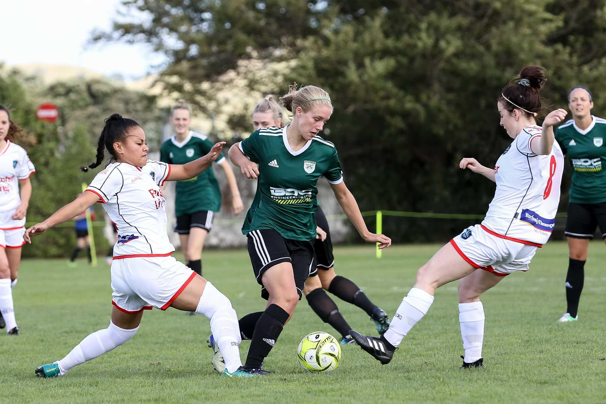 LOTTO NRFL Women's Premier Results – July 12/14