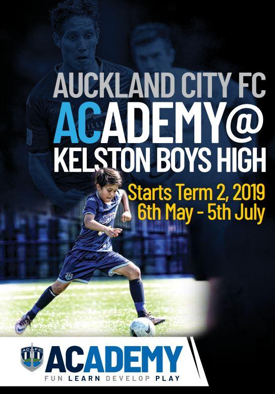 Auckland City Football Club Academy At Kbhs
