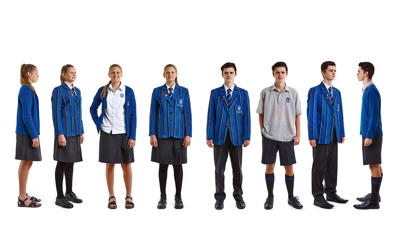 f948e64ee63 Havelock North High School - Uniform