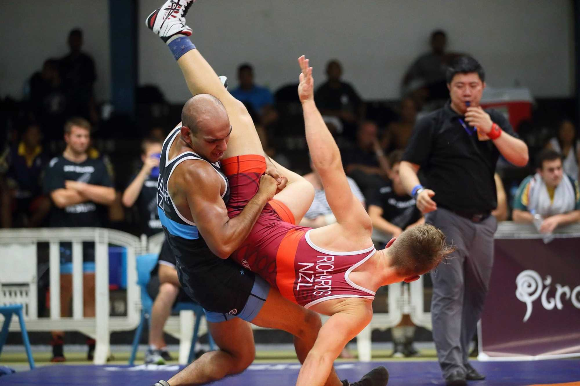 New Zealand Olympic Wrestling Union - Home
