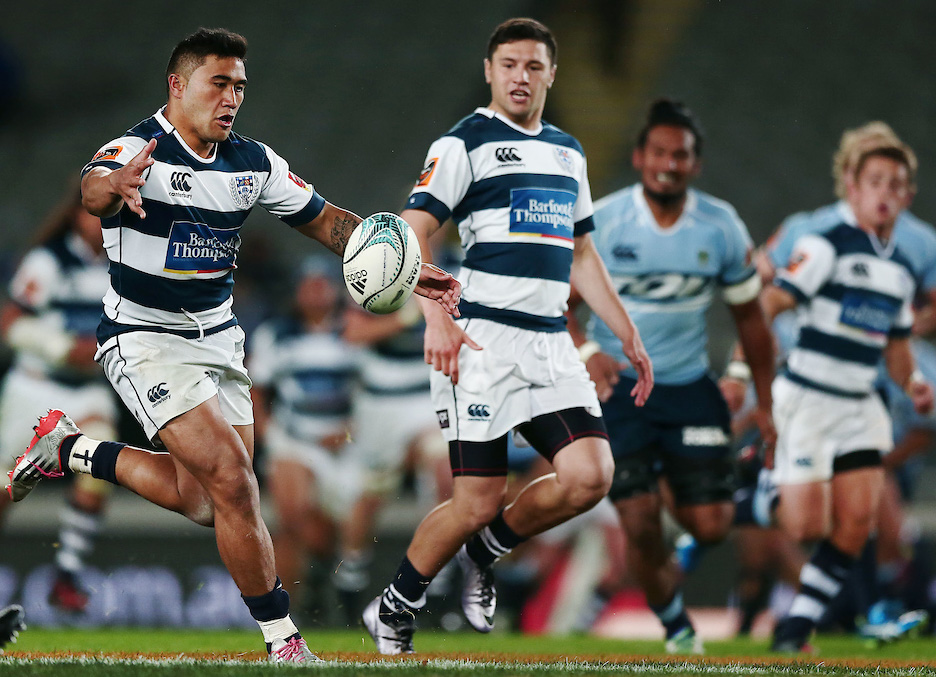 Settled Auckland line-up to face Taniwha