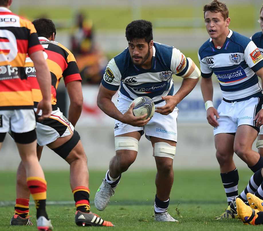 Akira Ioane returns for Auckland versus Waikato