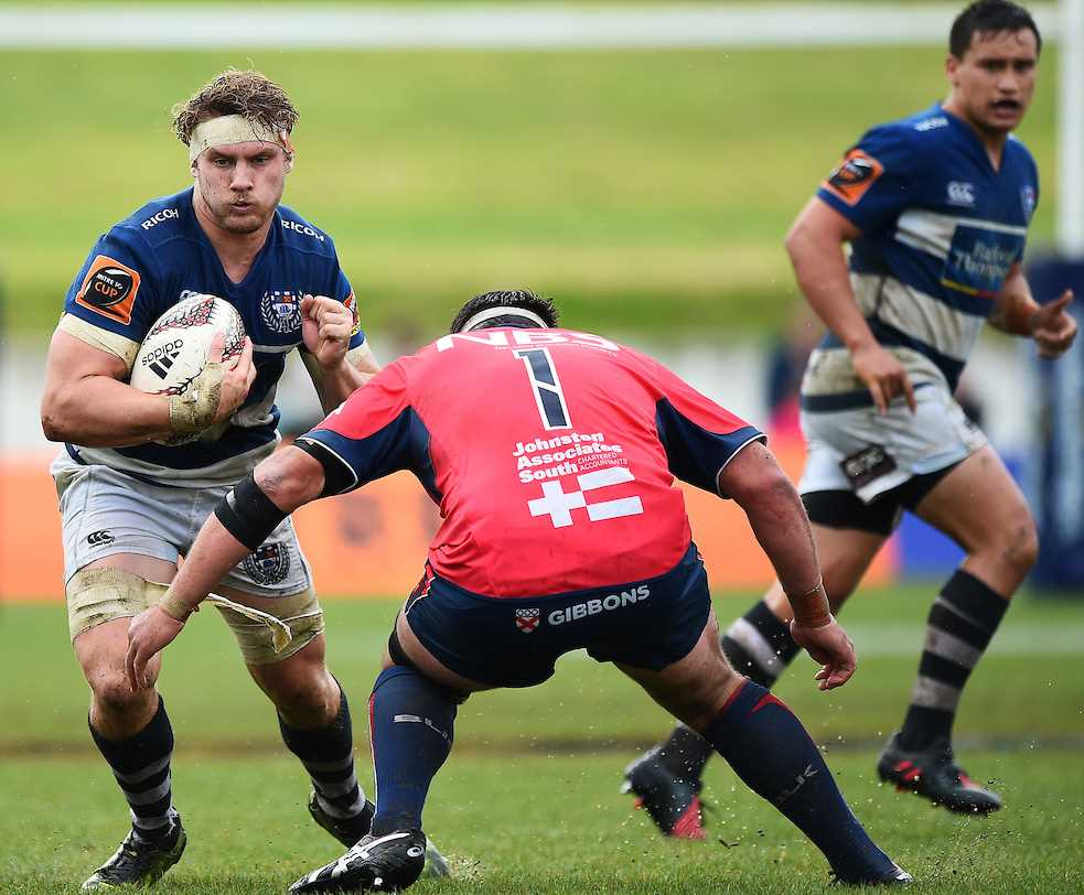 Auckland seeking big finish against Canterbury