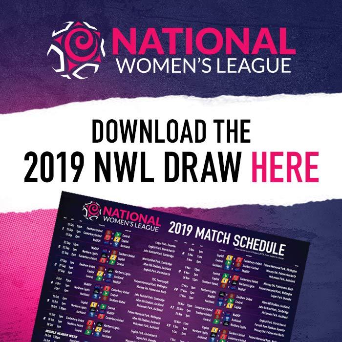 NZ Football - National Women's League