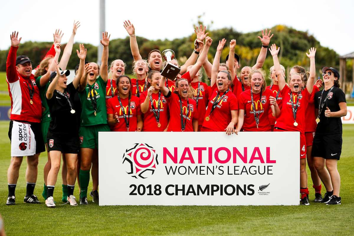 Draw released for National Women's League