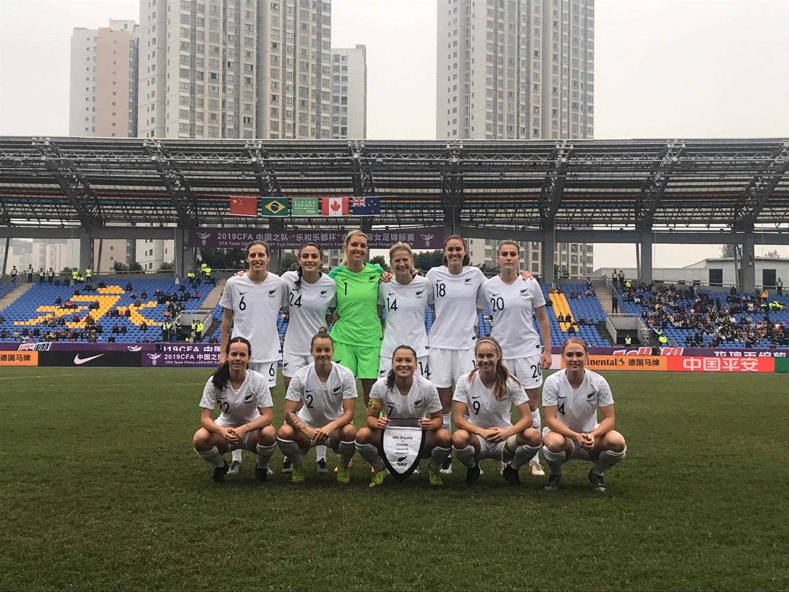 Ferns sign off with Canada defeat