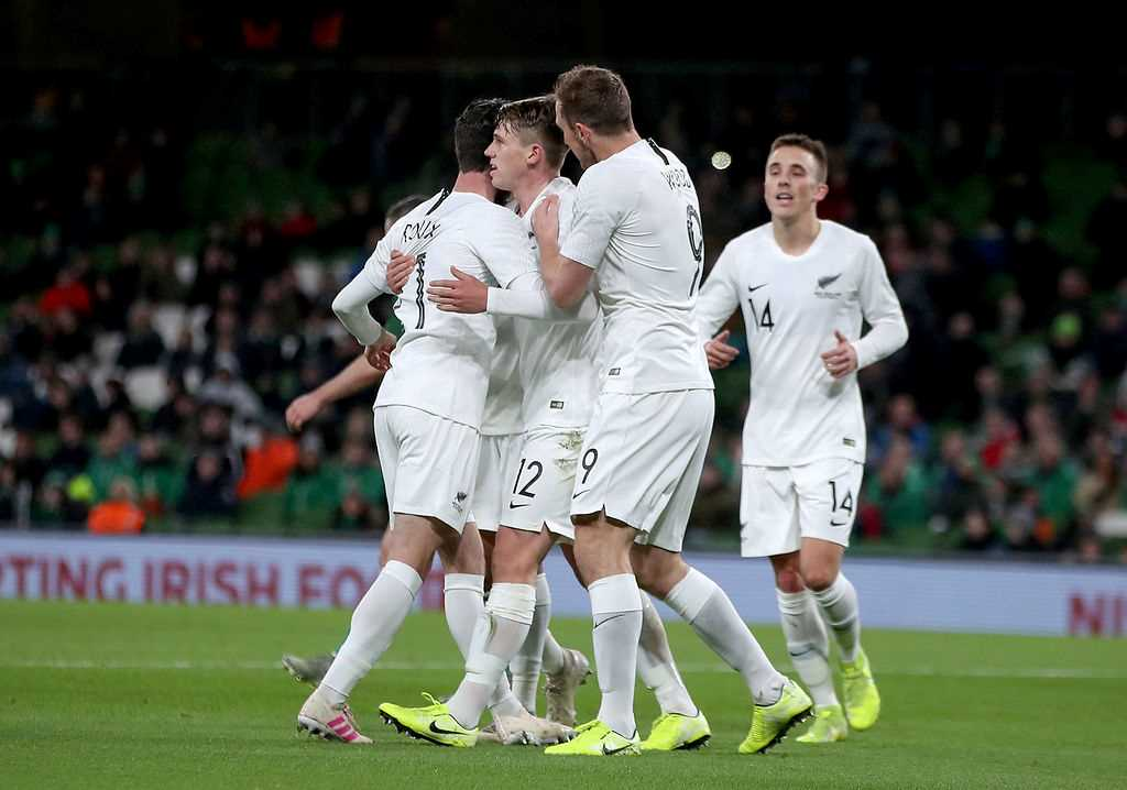 Brave All Whites fall to Ireland