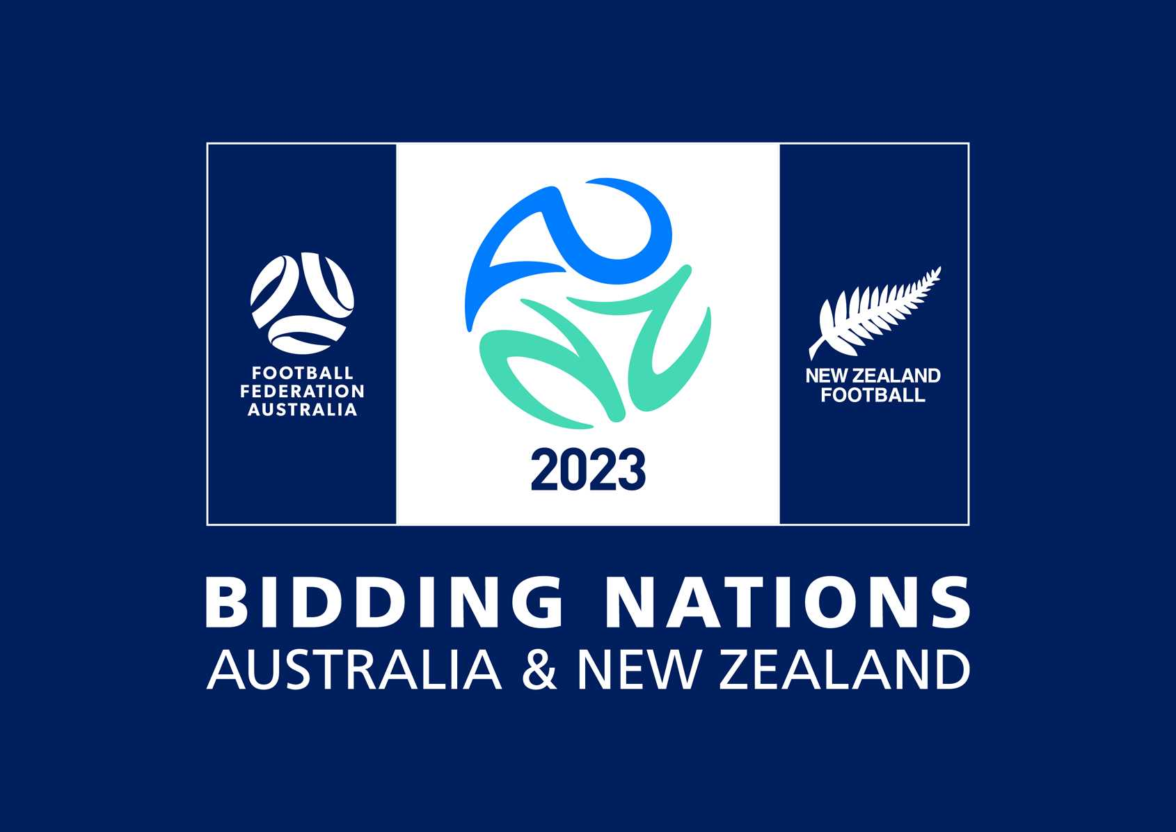FFA and NZF unite 'As One' to bid for FIFA Women's World Cup