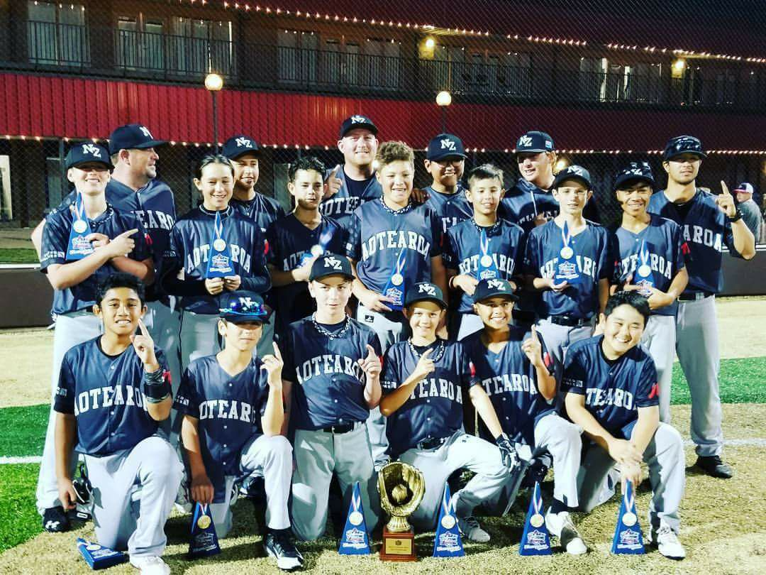 Baseball New Zealand - U13 Ripken All Stars