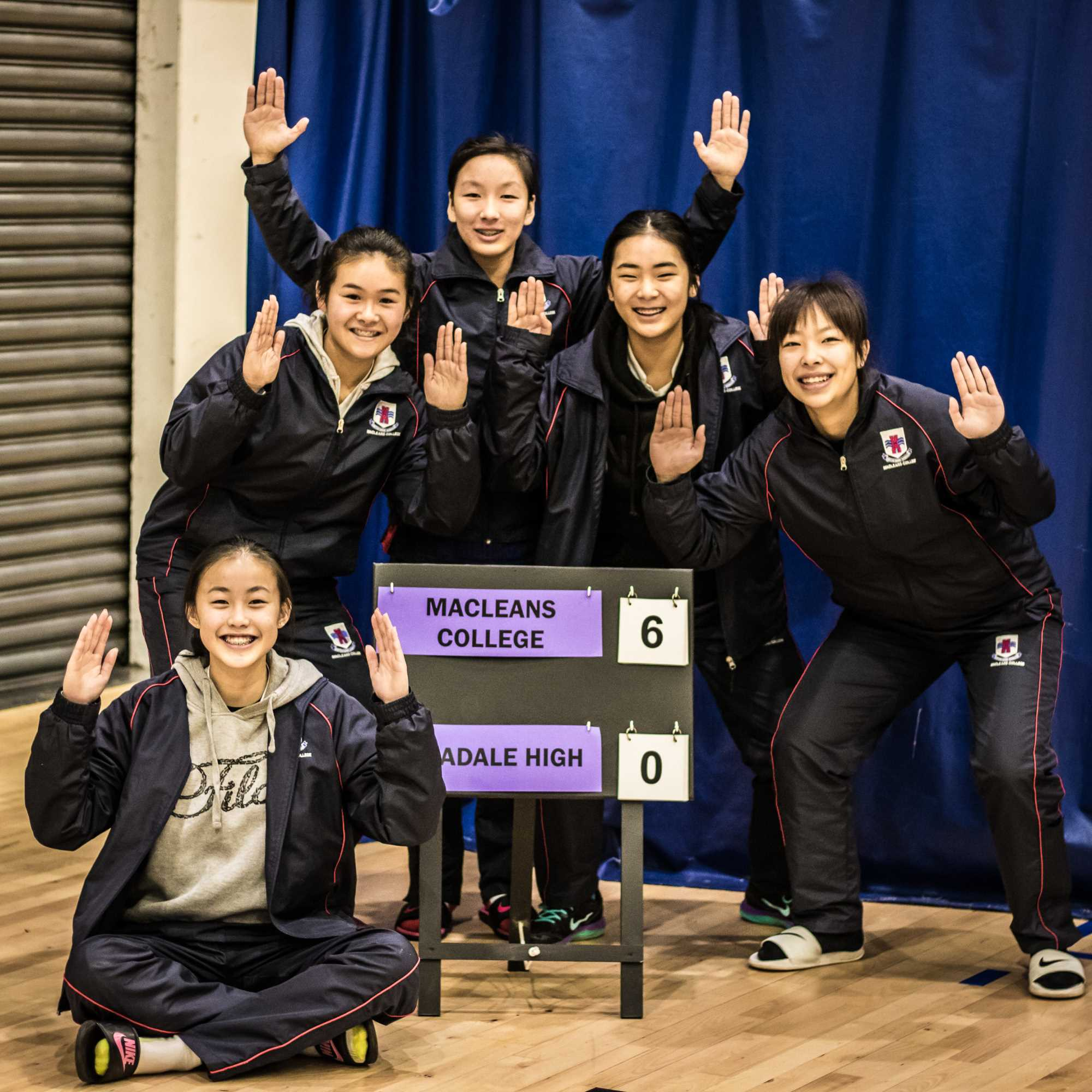 Top Seeds Shine at New Zealand Secondary School Championships