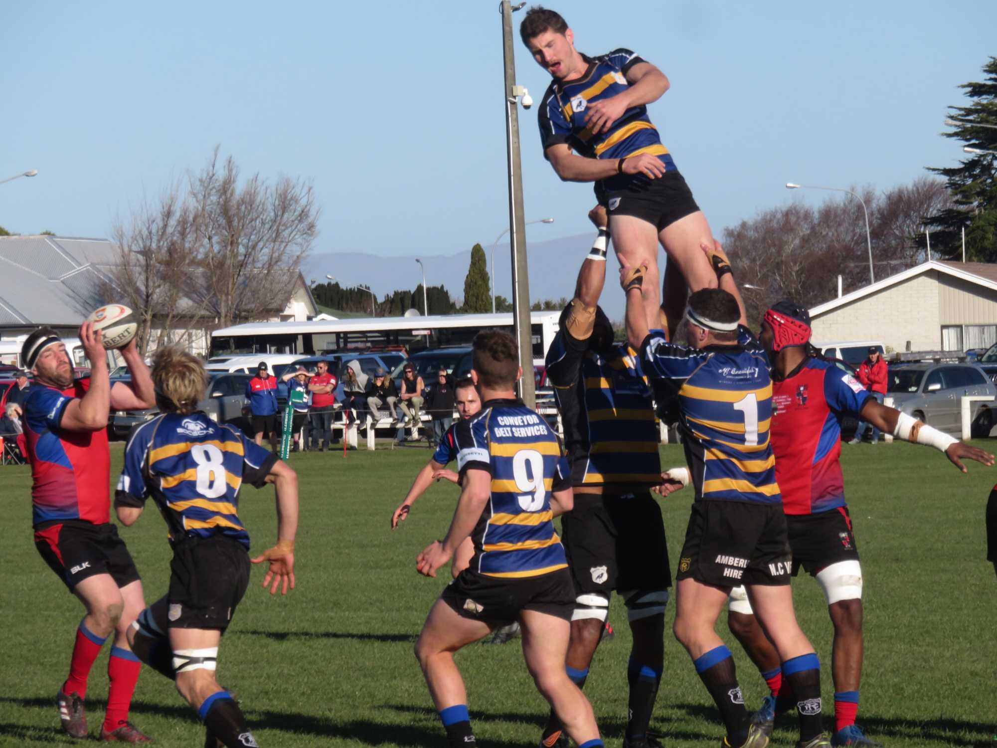 North Canterbury Rugby Union - Home