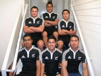 NZ SCHOOLS RUGBY FLASHBACK