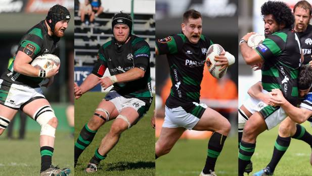 Four South Canterbury players make NZ Heartland side to play in Timaru