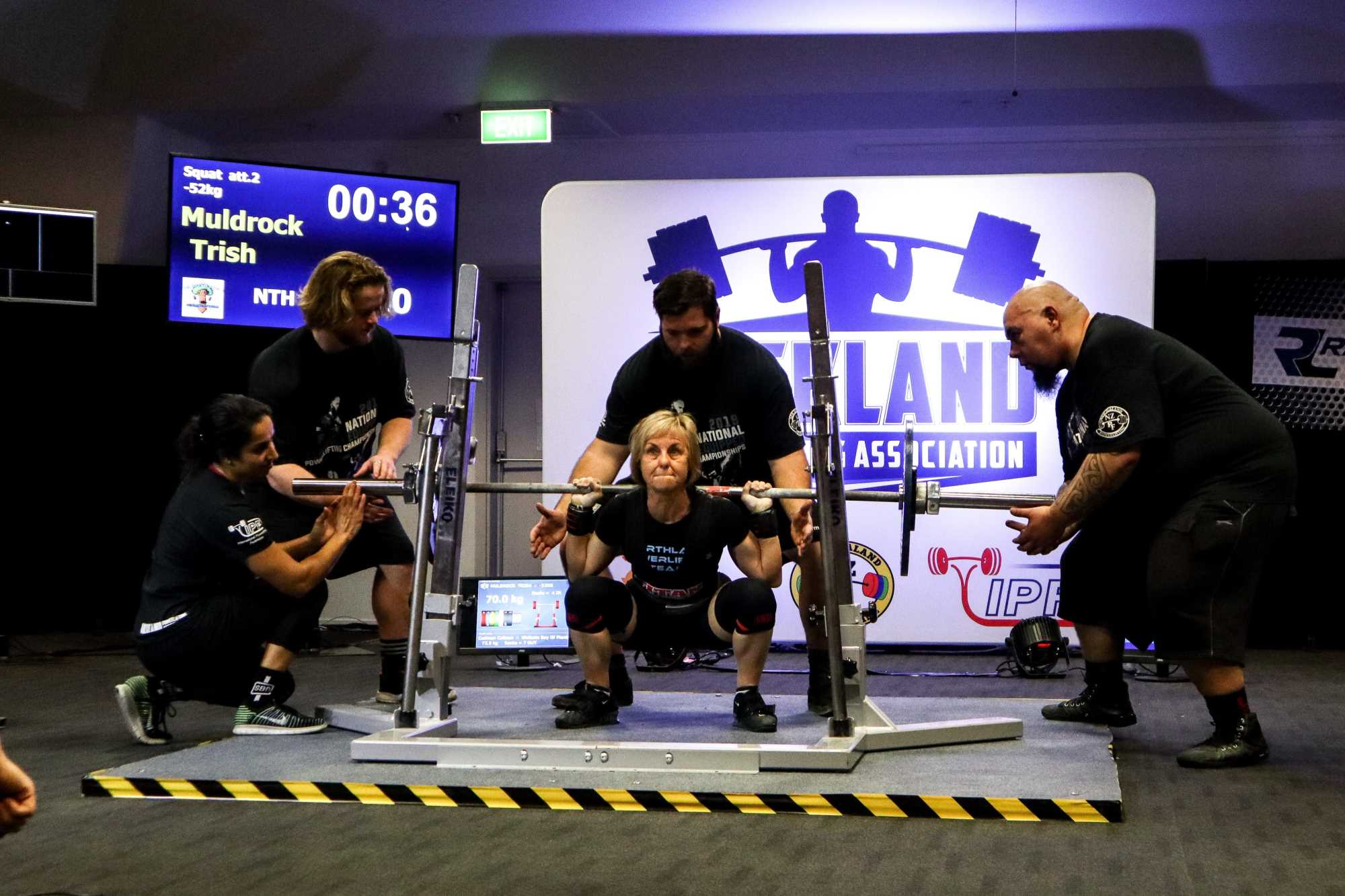New Zealand Powerlifting Federation - Home