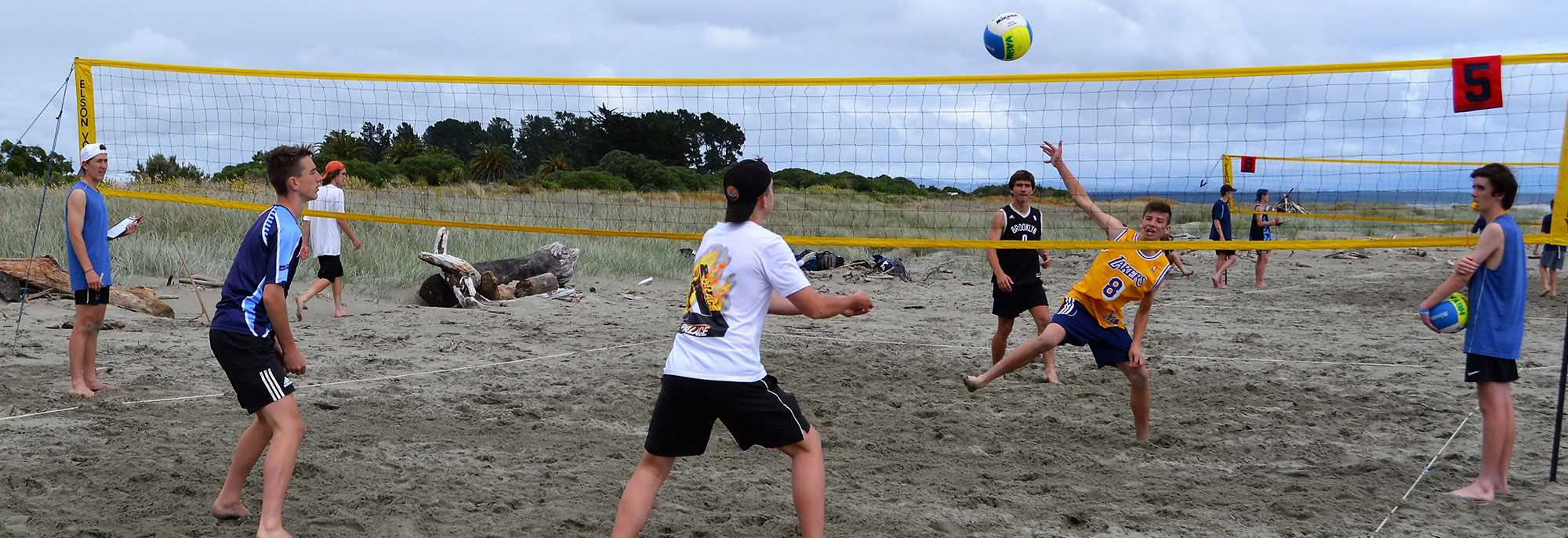 Volleyball Nelson Bays - Home