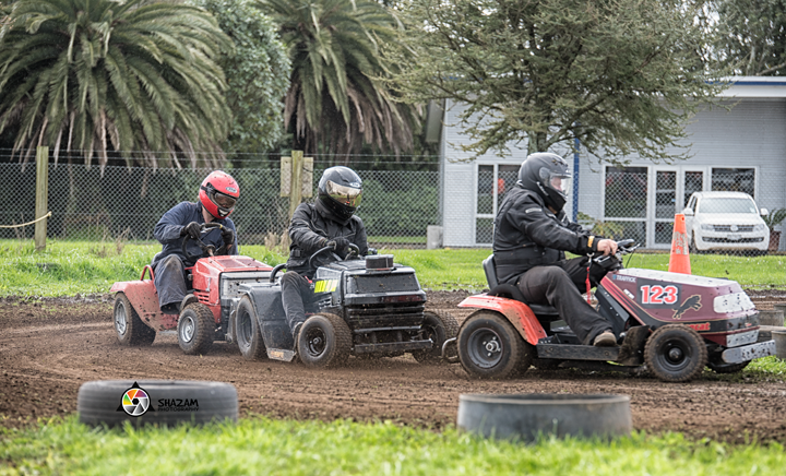 New Zealand Lawn Mower Racing Association Inc - Rules