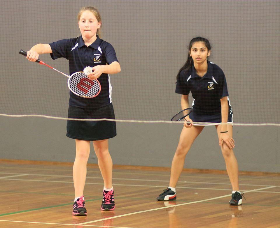 Badminton Whanganui Inc  - Home