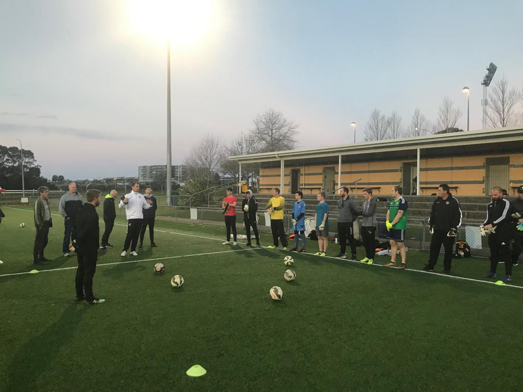 Northern Football Federation - Coach Education
