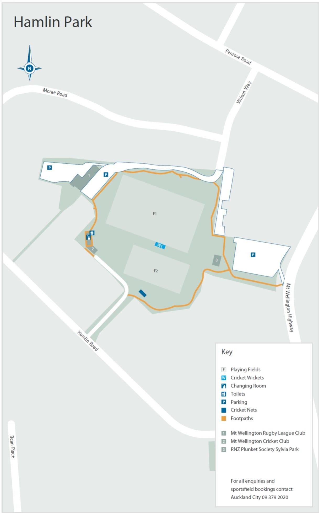 443070276 Mount Roskill Junior Rugby - Hamlin Park