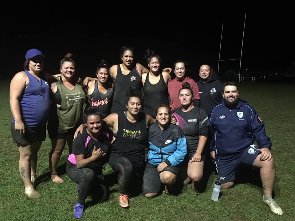 Community Rugby Update