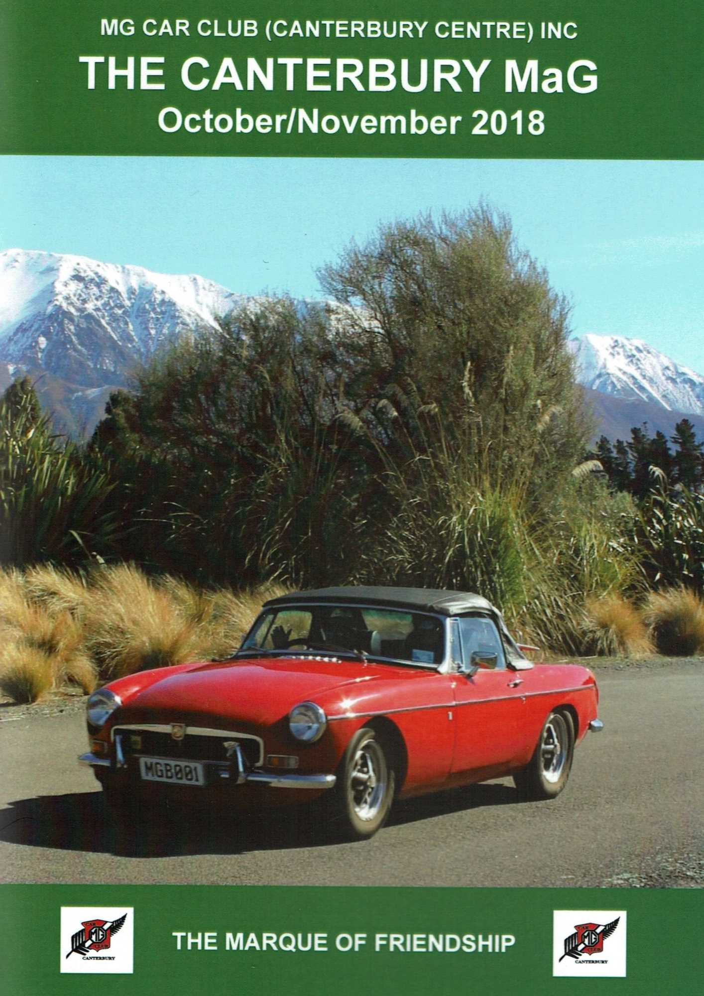 Mg midget car club