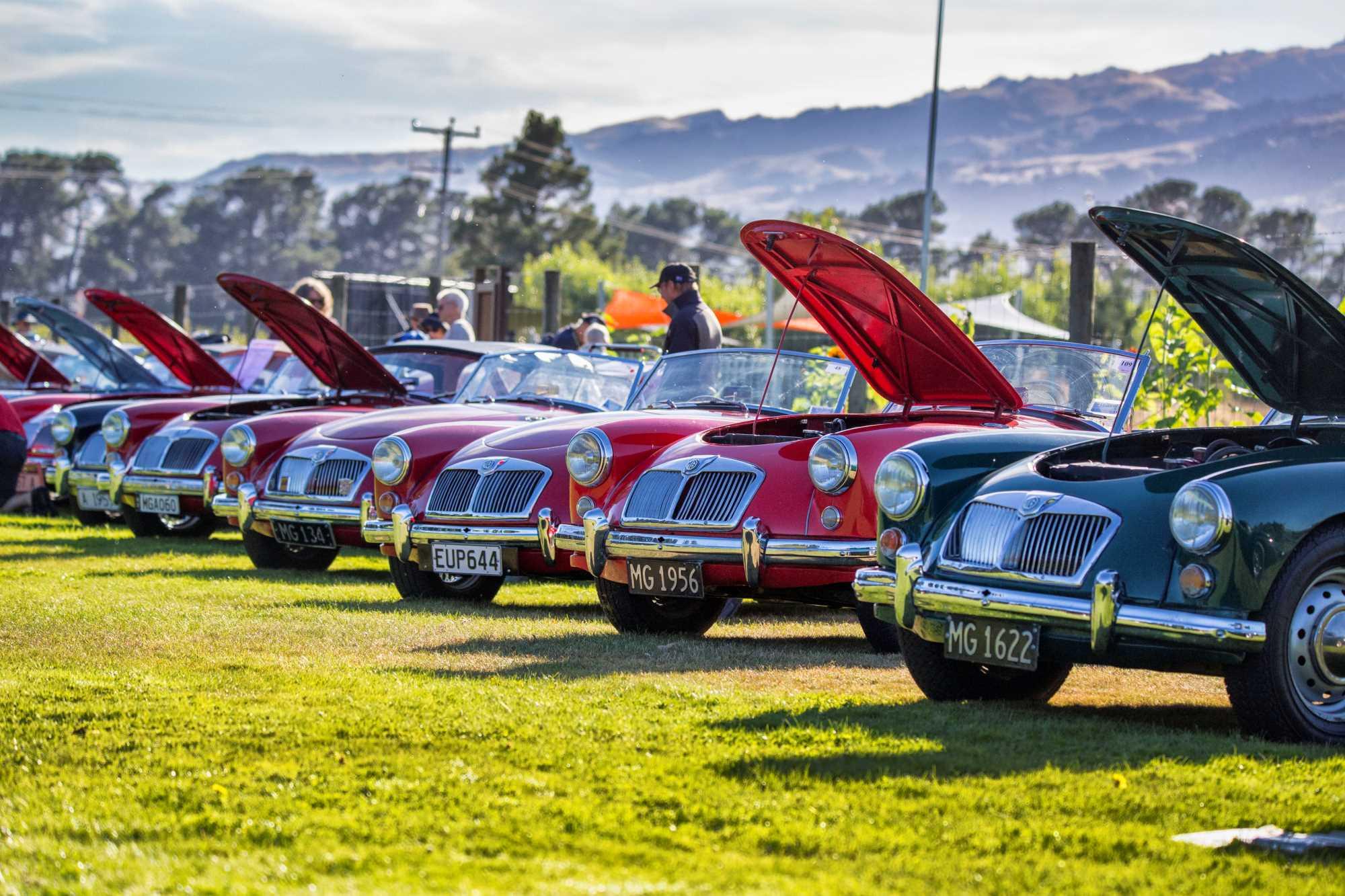 Mg Car Club Canterbury Centre Home