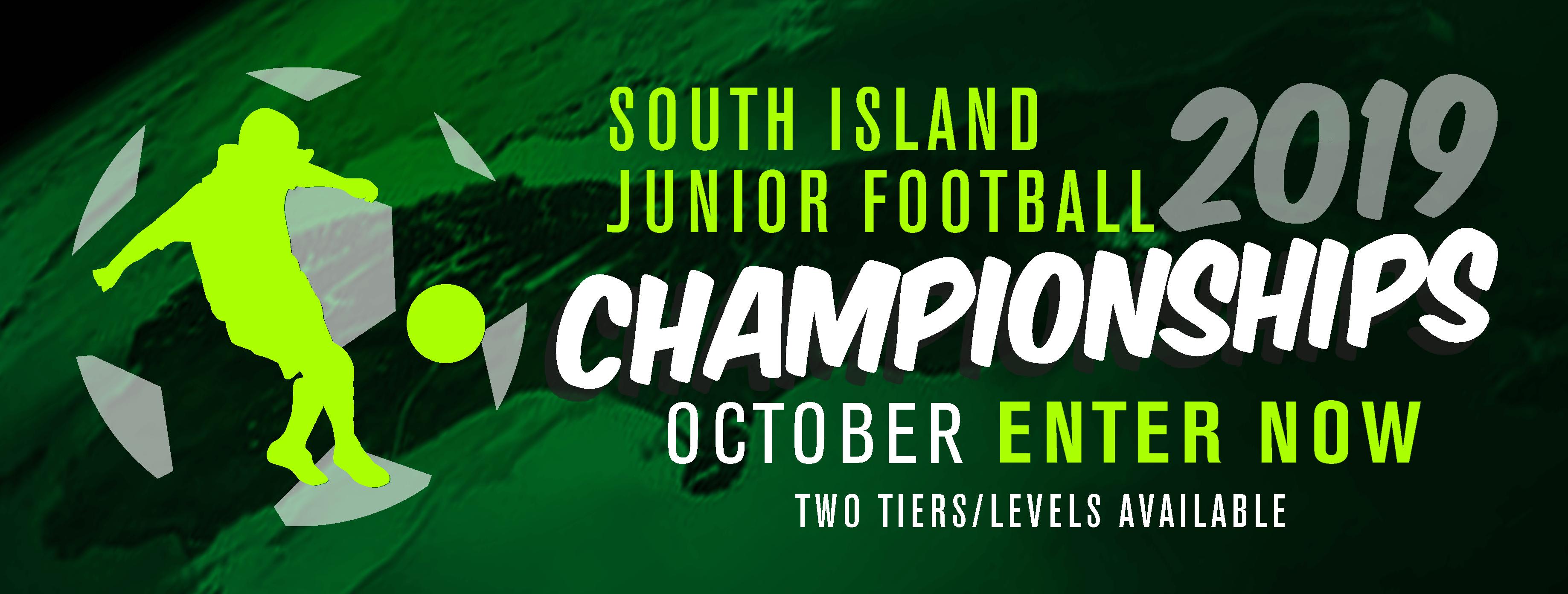 Mainland Football - South Island Tournament