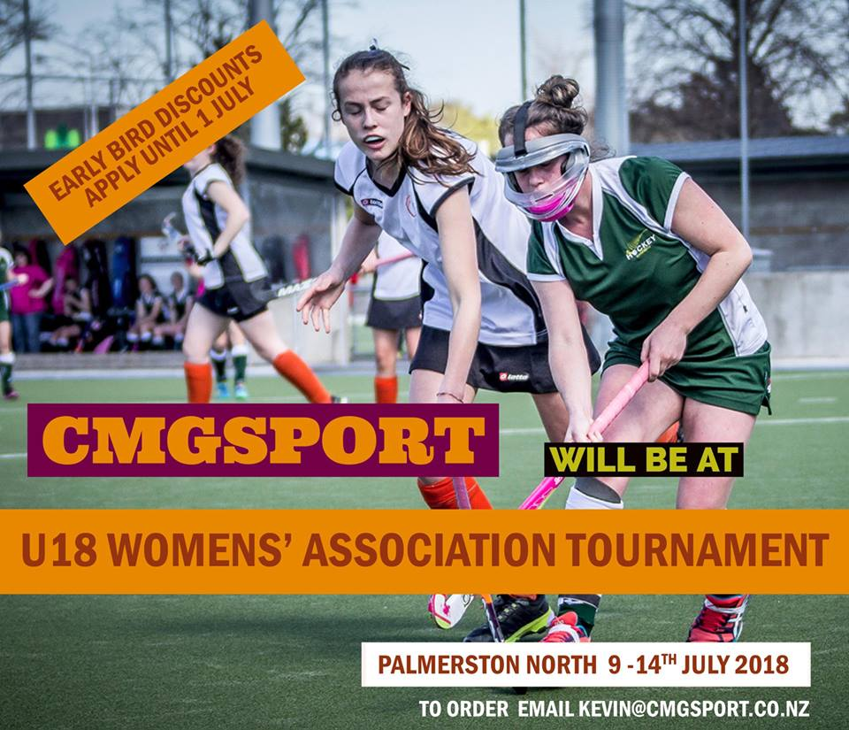 b4c27f075 Hockey Manawatu Inc - 2018 U18 Womens Association Tournament