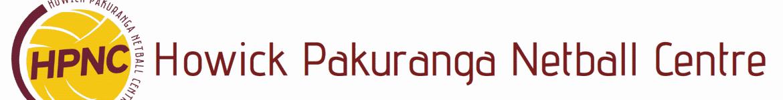 Howick Pakuranga Netball Centre - Home