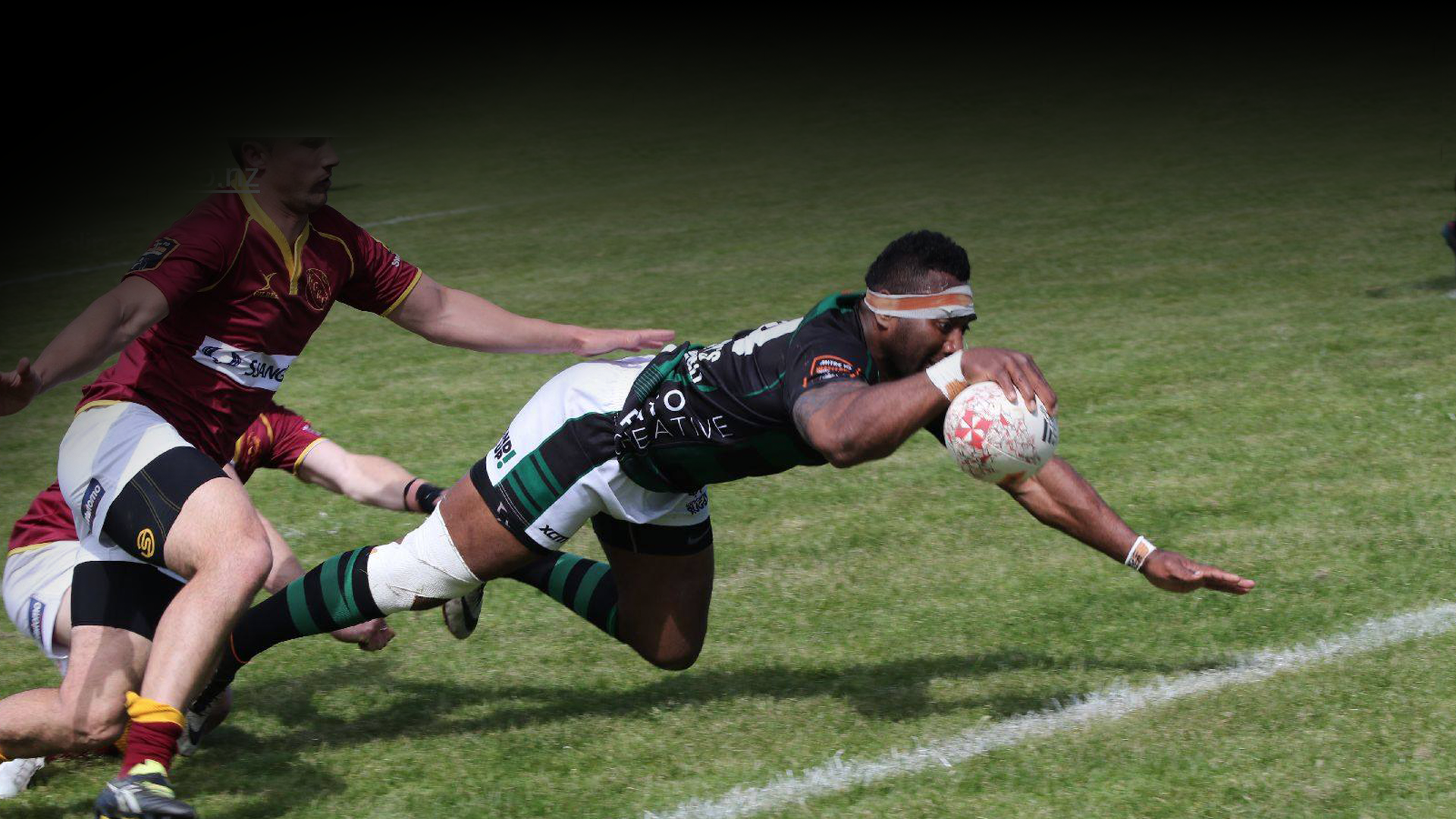 South Canterbury Rugby Football Union - Home